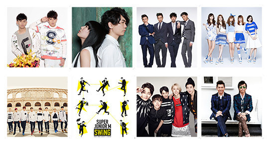 FS Fuying&Sam, 牛奶咖啡、Lollipop@F 棒棒堂、Popu Lady