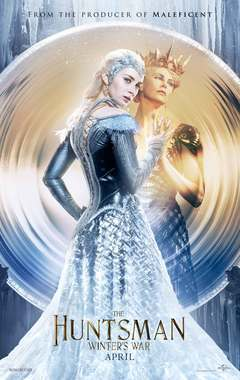 Movie 請你看好戲《THE HUNTSMAN WINTER'S WAR》