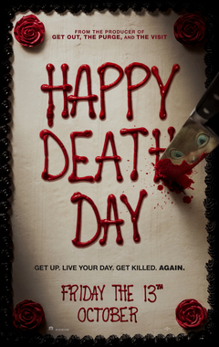 Movie 請你看好戲 《Happy Death Day》