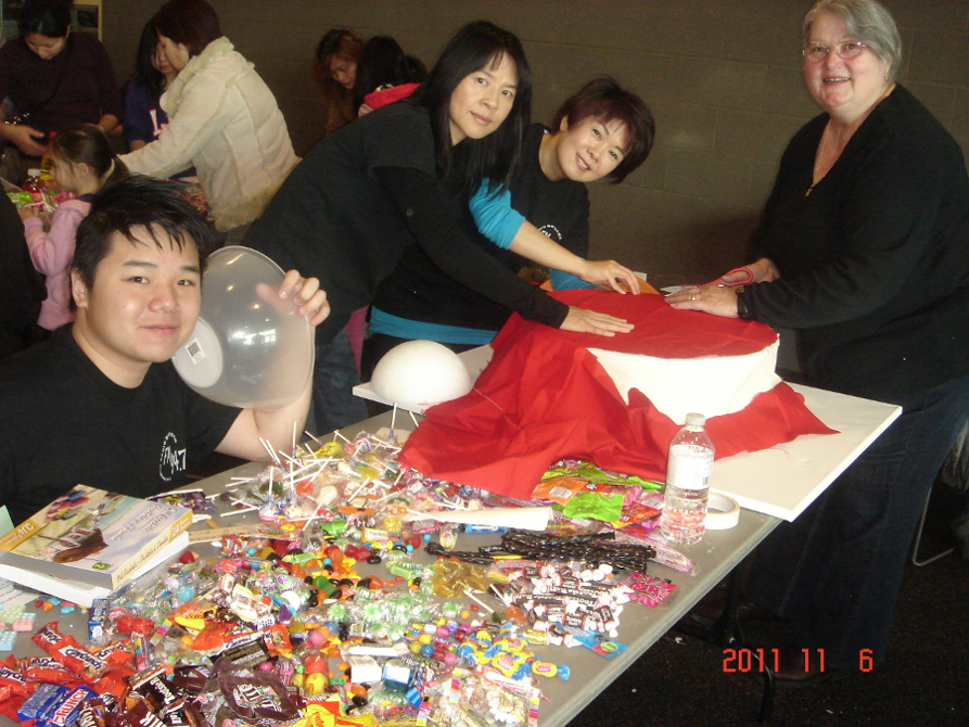 2011.11.06 - Candy Work